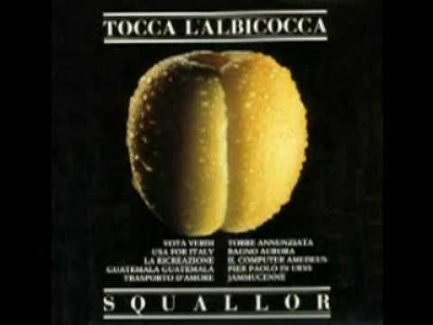 Squallor tocca l'albicocca amadeus видео