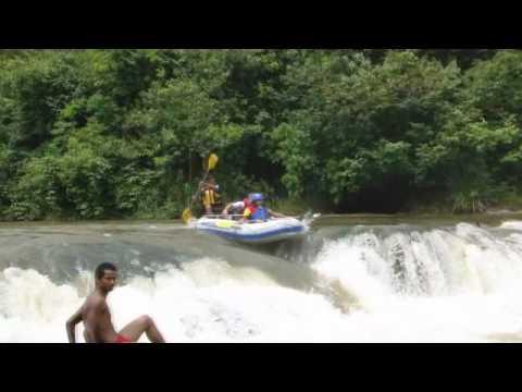Rafting em Mineiros - Go