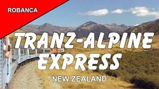 Tranz-Alpine Express