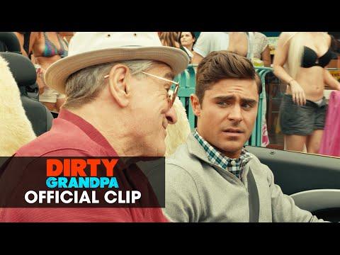 Dirty Grandpa (Clip 'Daytona Beach')