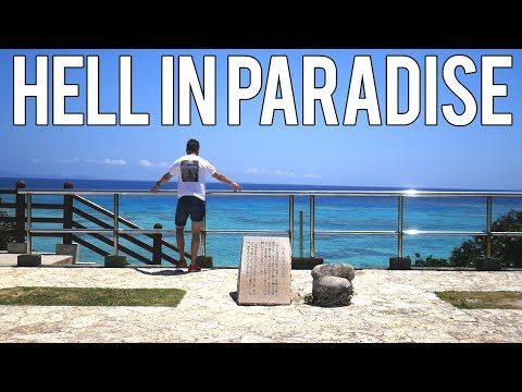 BATTLE OF OKINAWA VLOG 3: IE JIMA - HELL IN PARADISE