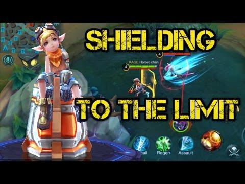 LOLITA SHIELDING TO THE LIMIT (видео)
