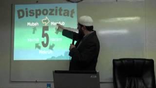 Adhurimi me Vetëdije - Hoxhë Muharem Ismaili (Seminari: Njihe fenë tënde)