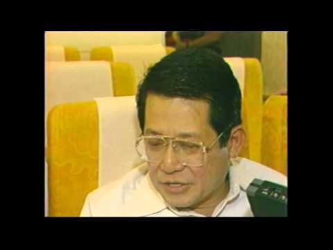 Full Airplane interview from August 21 1983 with Ninoy Aquino