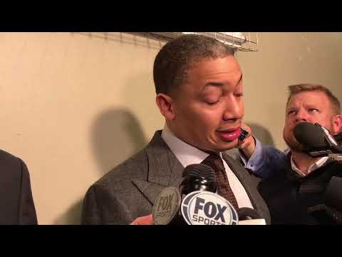 Cavs coach Tyronn Lue: 'If guys have agendas, we have to get rid of our agendas'