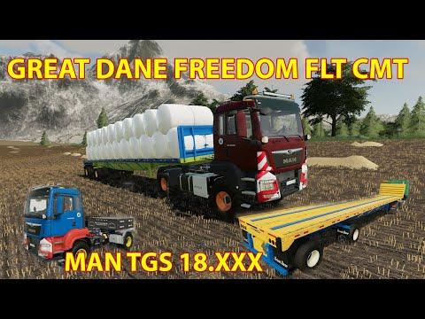 Great Dane Freedom LT v1.0.0.0