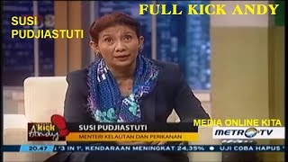 Video Susi Pudjiastuti & Kisah Suksesnya, Wanita Terkuat Indonesia Kick Andy Full MP3, 3GP, MP4, WEBM, AVI, FLV November 2018