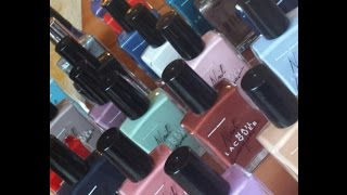 Ashley's blog: nailsaloveaffair.blogspot,com Polishes mentioned: Wet N Wild Mega Last: Happy Hour Hop Spoiled by Wet N Wild: Are Mermaids Real? American Appa...