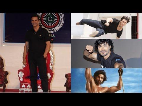Akshay Kumar Praises Tiger, Vidyut & Ranveer Singh