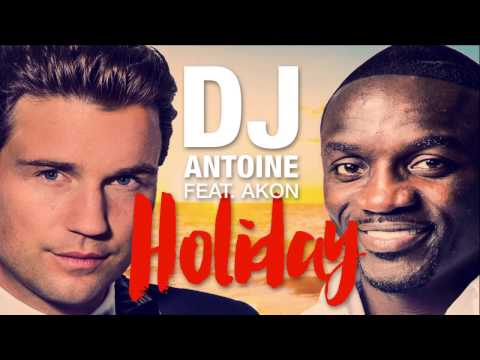 Video DJ Antoine ft. Akon - Holiday [Cover Art] download in MP3, 3GP, MP4, WEBM, AVI, FLV January 2017