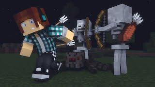 Minecraft - 10 Curiosidades Sobre o ESQUELETO !!