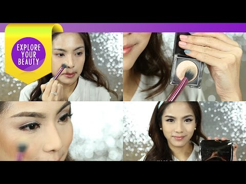 EXPLORE YOUR BEAUTY – Daily Make-up (with Trixie Wilona)