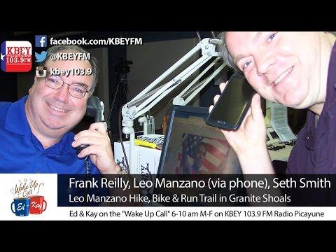 Leonel Manzano joins KBEY-FM via phone for big ceremony