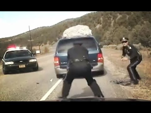 Police Dashcam: Cops Gone Wild