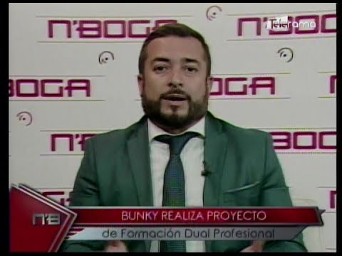 Bunky realiza proyecto de formación Dual Profesional