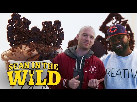 Raekwon and Sean Evans Sample a Wu-Tang–Inspired Ice Cream Sundae | Sean in the Wild