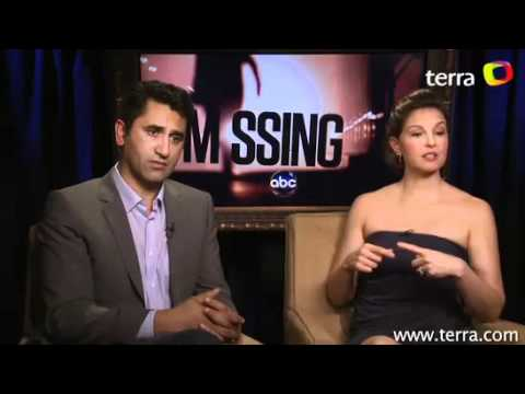 , title : 'Missing: Cliff Curtis & Ashley Judd EXCLUSIVE INTERVIEW'