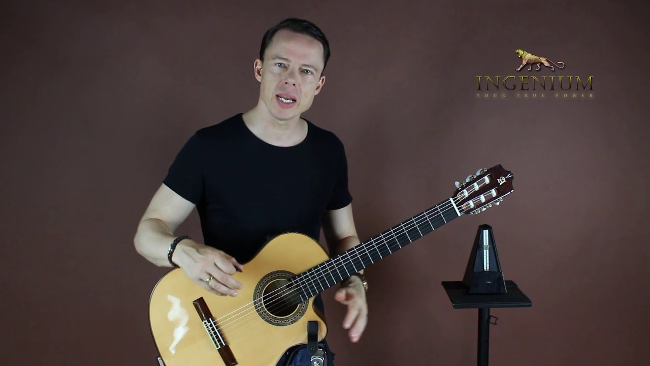 Advanced rhythm training made easy – Guitar mastery lesson