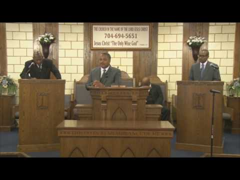 Thy Word is settled in heaven #1 clip 4004