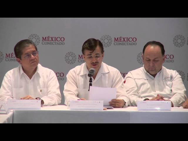 Resumen instalación México Conectado en Colima
