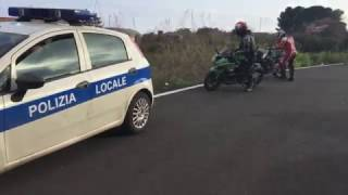 Incidente in autostrada, ferito motociclista. Interviene elisoccorso VIDEO
