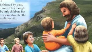24.  Jesus Loves Little Children - Christian Bedtime Book