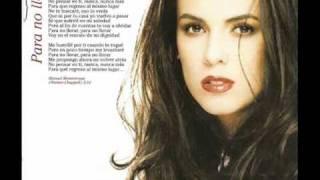 video y letra de Esa vez (audio) por Edith Marquez