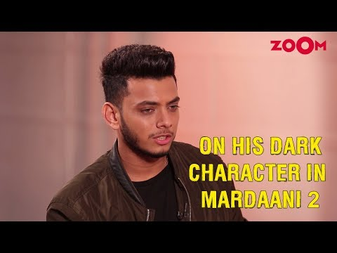 Mardaani 2 actor Vishal Jethwa on how difficult it was for him to play an extremely dark character