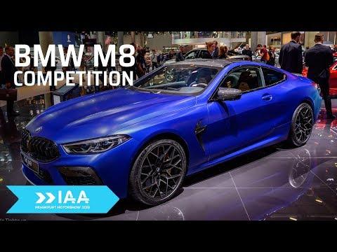 Khám phá và ngắm nhìn chiếc BMW M8 Competition Carbon Core 2019 vừa ra mắt @ vcloz.com