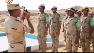 يوم فى حياة مقاتل.. فيلم للقوات المسلحة المصرية