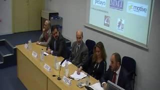 Discurso de inauguración del VI curso de peritación de vehículos de la UPM