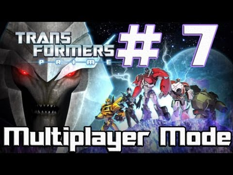 transformers prime the game wii review