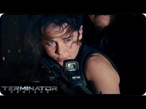 Terminator Genisys (spot du Big Game)