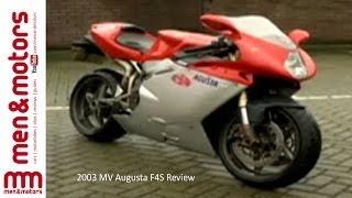 7. 2003 MV Augusta F4S Review