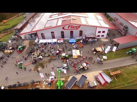 "Fliegl Agro-Center ""The Sky's The Limit"""