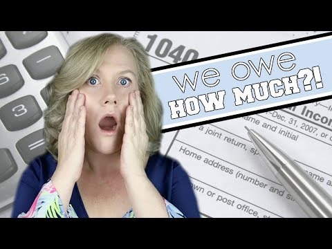 Why Do I Owe Taxes If I Claim 0 Exemptions || Why I Owe The IRS So Much In Taxes This Year