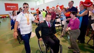 Paralímpicos con Envera