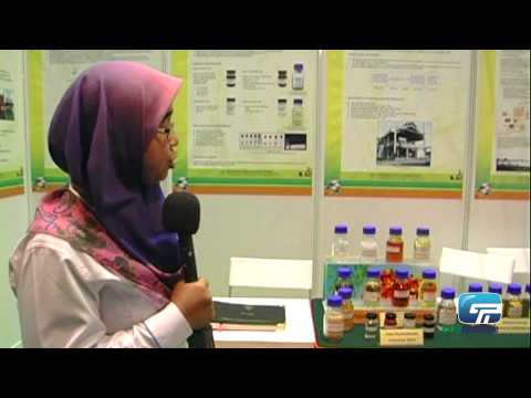 Malaysian Palm Oil Board : Producing Biodiesel & Biomass Product