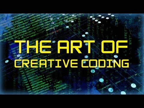 coding - Programming plays a huge role in the world that surrounds us, and though its uses are often purely functional, there is a growing community of artists who us...