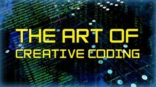 The Art Of Creative Coding | Off Book | PBS Digital Studios