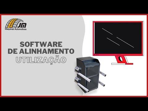 Utilização do Software de Alinhamento