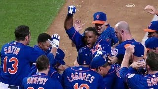 Eric Young, Jr.'s Hard Work Kept Me Watching the 2013 Mets