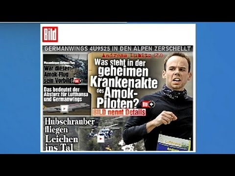 Germanwings crash Andreas Lubitz received treatment for depression