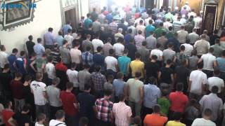 3. Namazi i Natës - Ramazan 2014 - Hoxhë Bekir Halimi (Xhamia Isa Beu - Shkup)