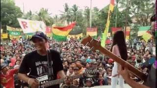 Kombet Rastafara-Jamaican song at cikarang