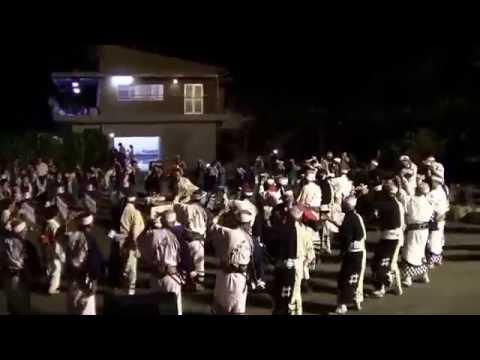1八月踊り (奄美大島)