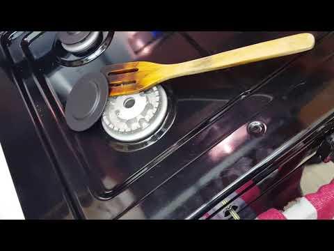 Whirlpool range burner adjustment