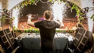 Hardwell Live At Tomorrowland  [FULL HD]