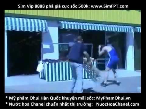 Clip Hài hay nhất thế giới, cười đau bụng vỡ cả ruột