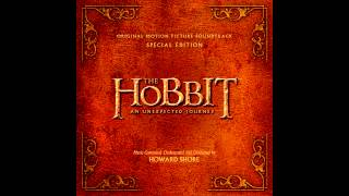 01  The Quest for Erebor - The Hobbit 2 [Soundtrack] - Howard Shore
